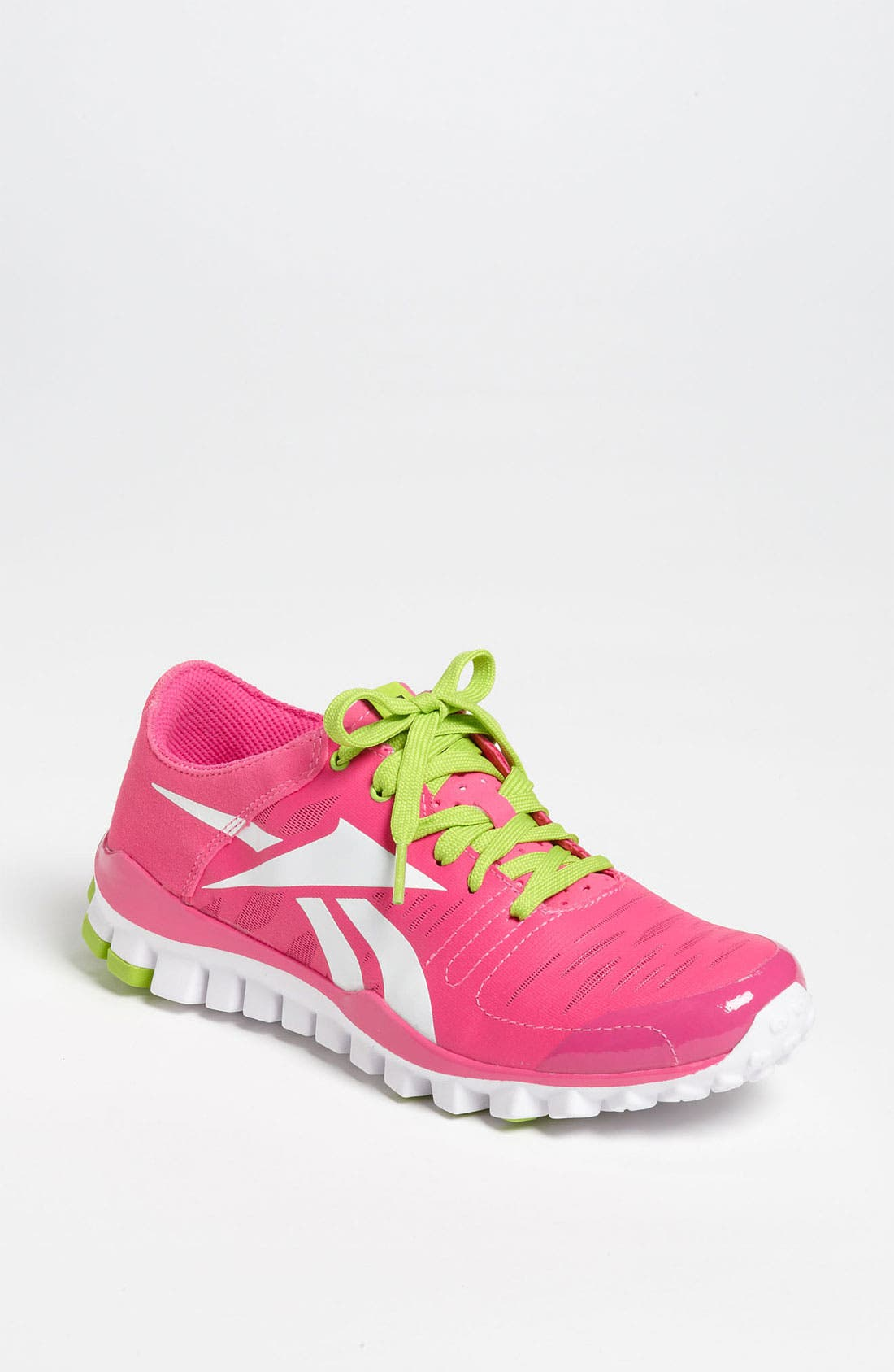 Alternate Image 1 Selected - Reebok 'RealFlex Fusion' Training Shoe (Women)