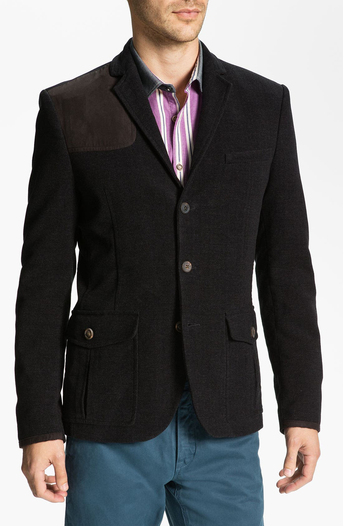 Alternate Image 1 Selected - Ted Baker London 'Injejak' Blazer
