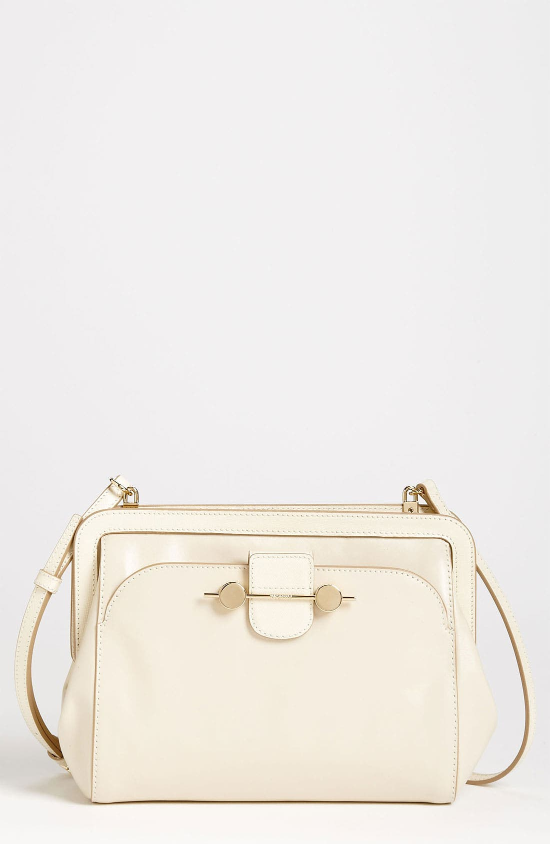 Alternate Image 1 Selected - Jason Wu 'Daphne' Leather Crossbody Bag