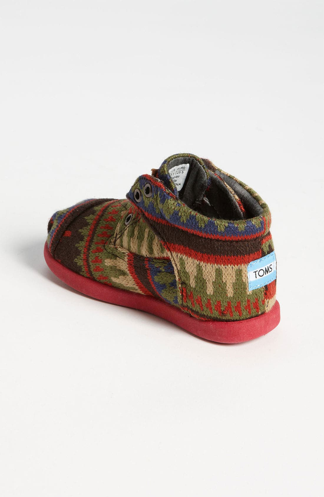 Alternate Image 2  - TOMS 'Botas Tiny - Kilim' Boot (Baby, Walker & Toddler)