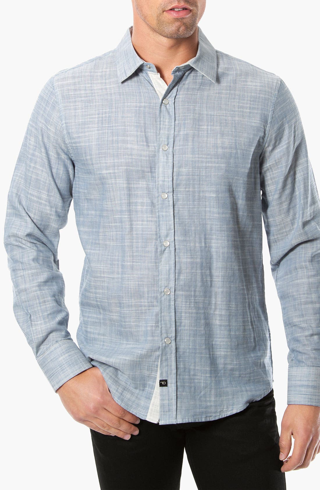 Alternate Image 1 Selected - 7 Diamonds 'The Movement' Woven Sport Shirt