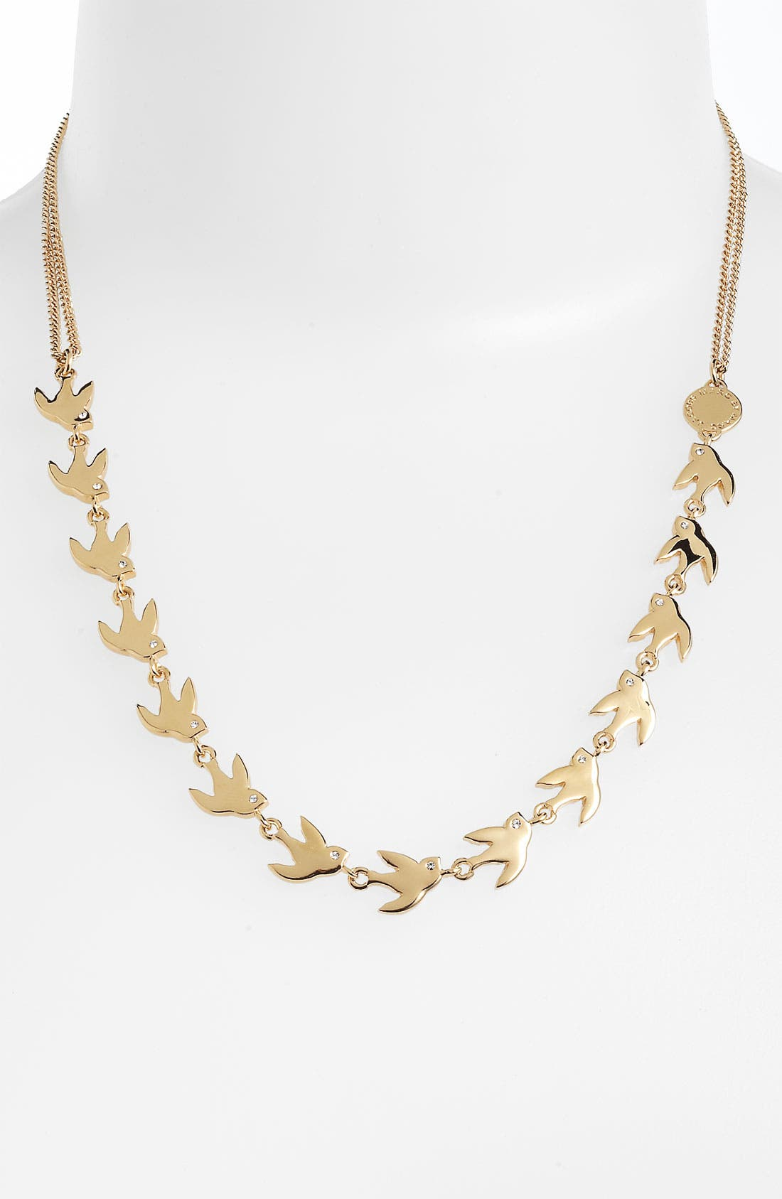 Alternate Image 1 Selected - MARC BY MARC JACOBS 'Oiseau d'Amour - Flight' Station Necklace