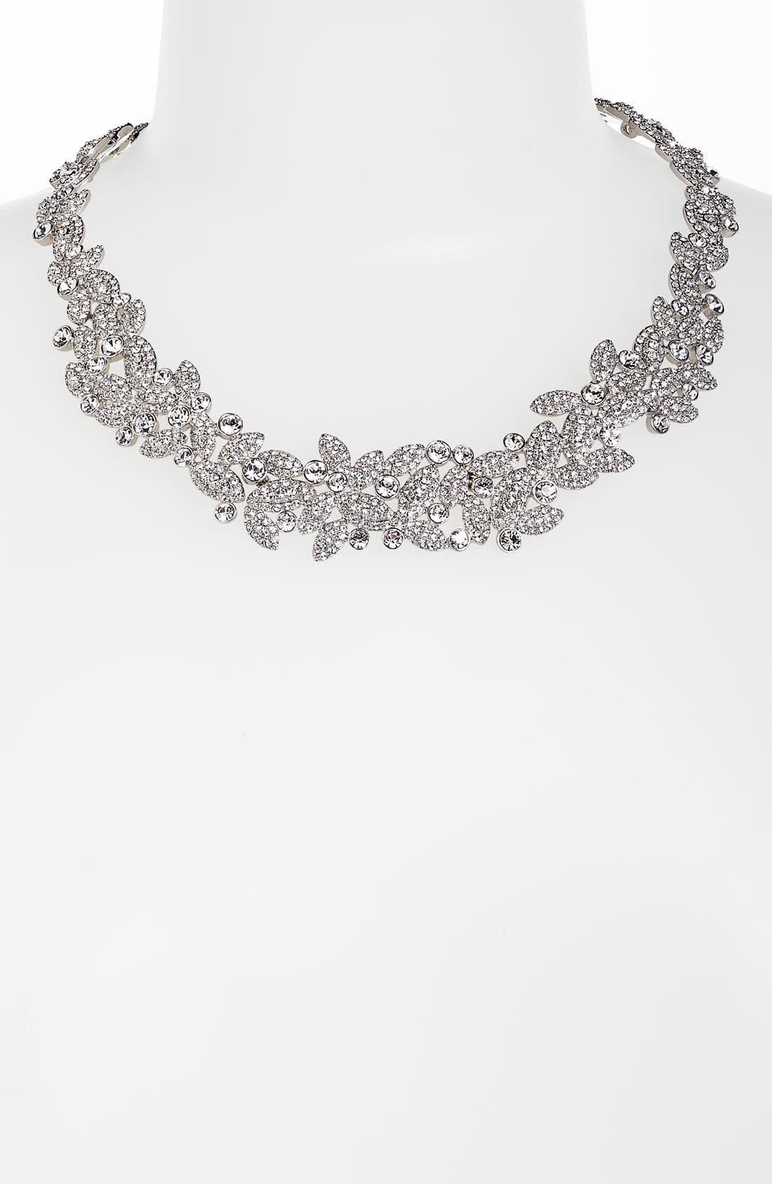 Main Image - Givenchy 'Femme - Kelly' Crystal Collar Necklace