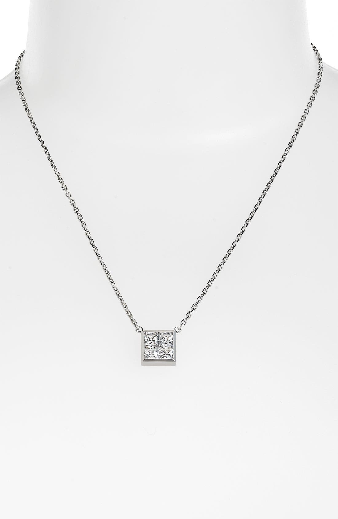 Alternate Image 1 Selected - Michael Kors 'Very Hollywood' Pendant Necklace