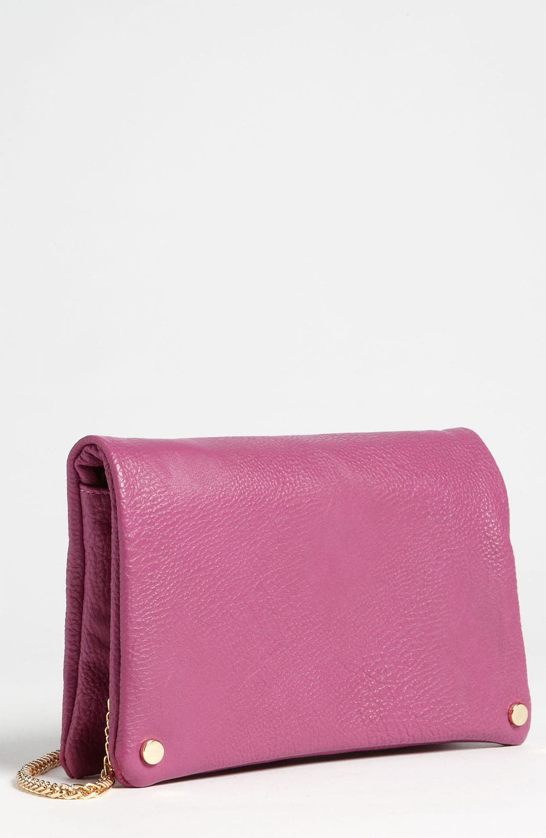 Main Image - Street Level Convertible Faux Leather Crossbody Bag