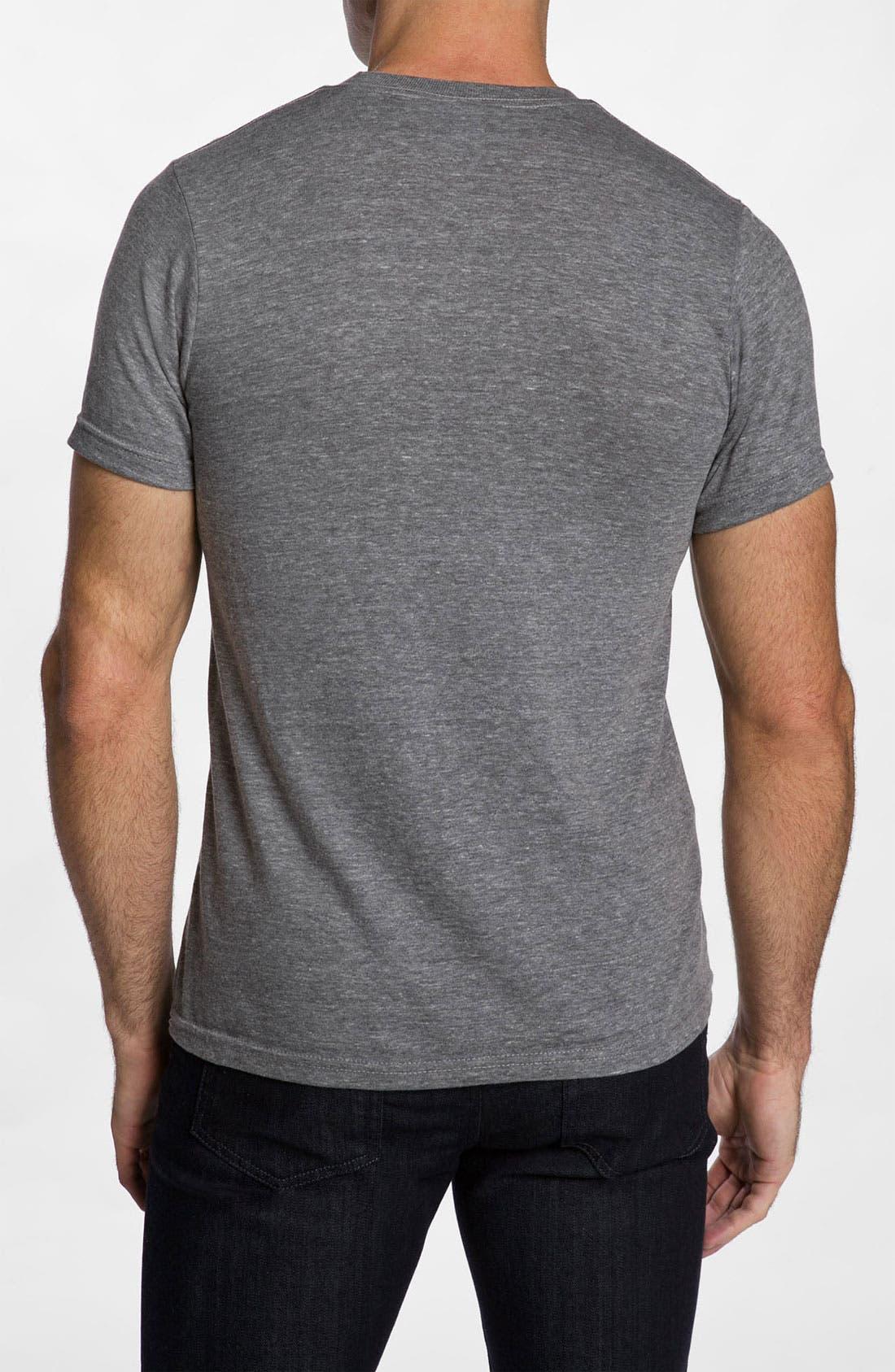 Alternate Image 2  - PalmerCash 'Centerfold' Graphic T-Shirt
