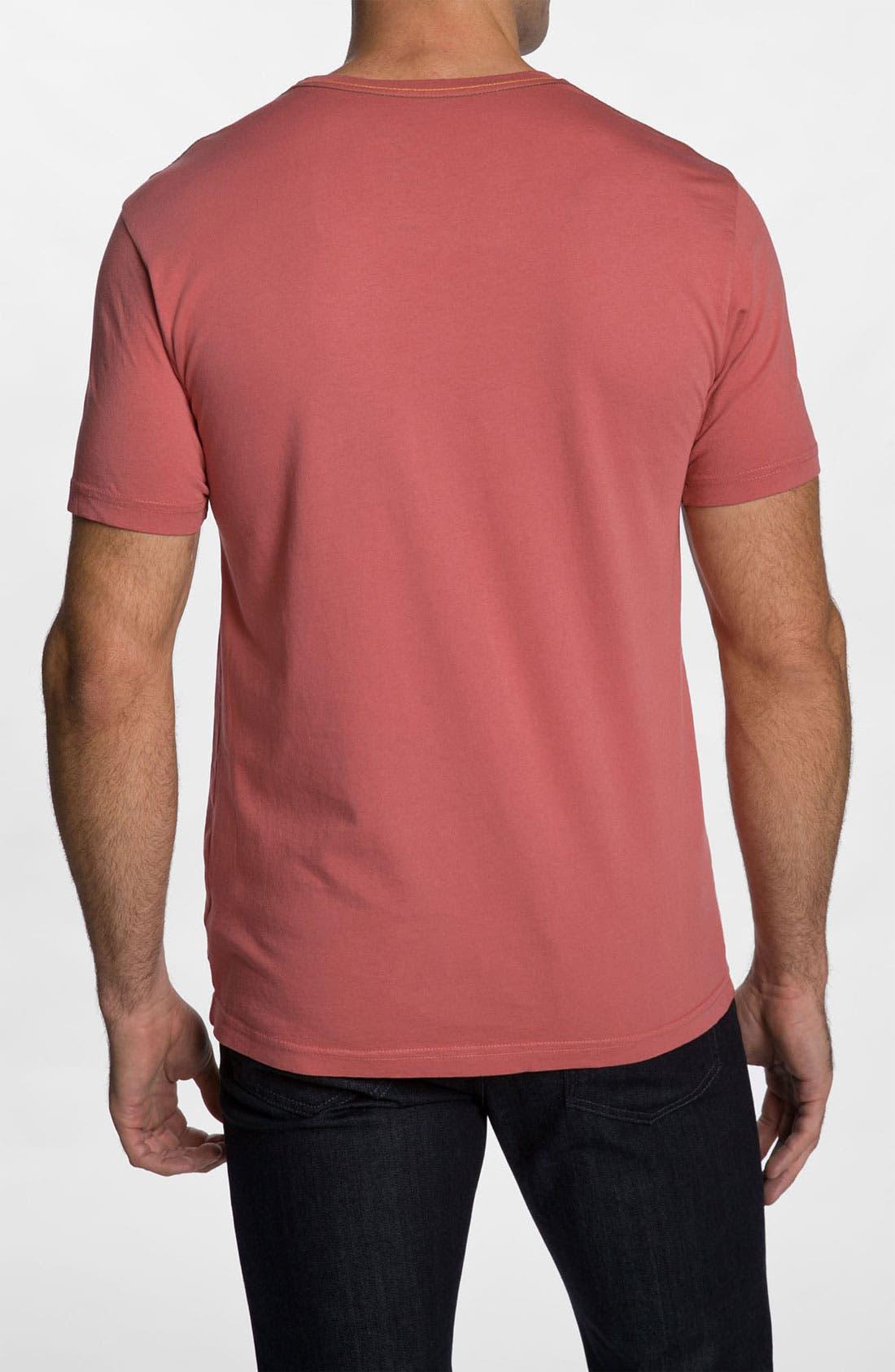 Alternate Image 2  - Katin 'Hand Crafted' Graphic T-Shirt