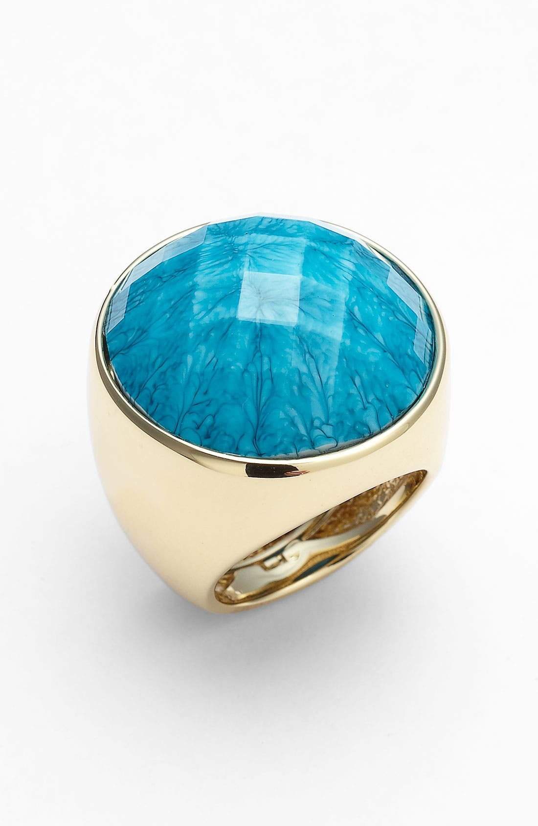 Alternate Image 1 Selected - Ariella Collection Stone Statement Ring