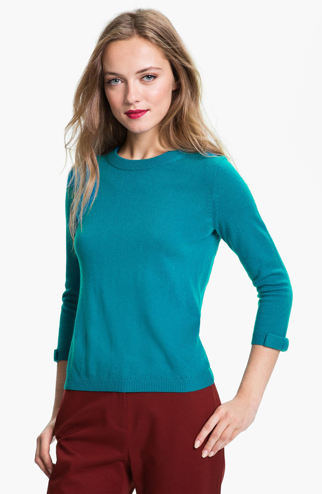 Alternate Image 1 Selected - kate spade new york 'arianna' sweater