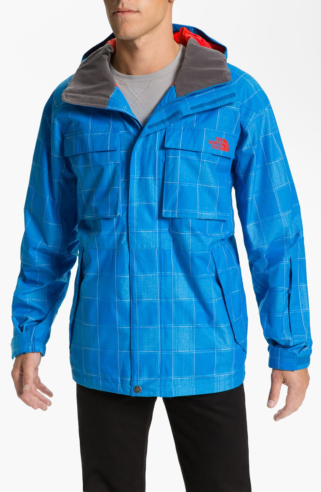 Alternate Image 1 Selected - The North Face 'Alki' Waterproof Hooded Snowsport Jacket