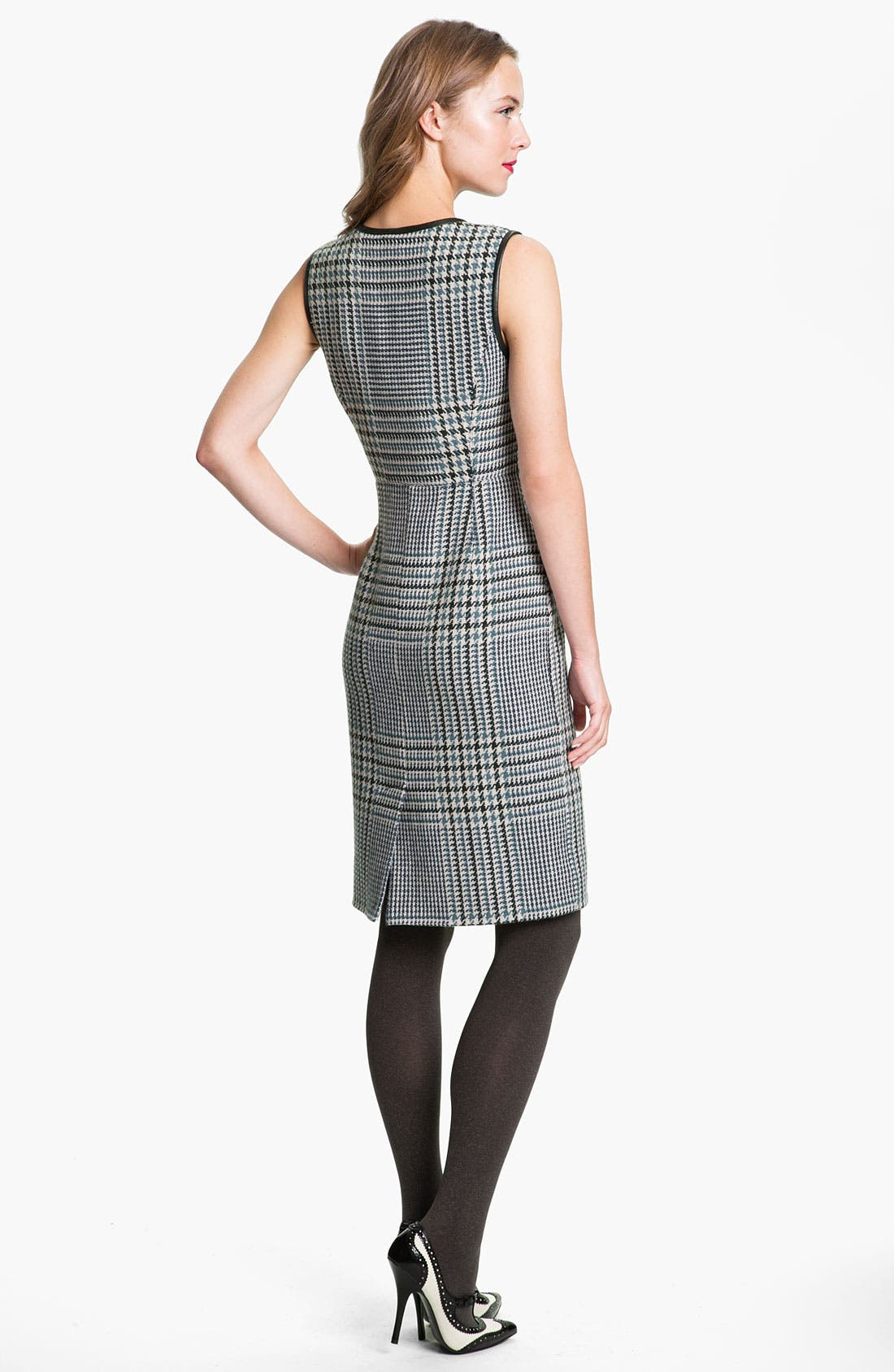 Alternate Image 2  - Tory Burch 'Thandie' Stretch Wool Shift Dress (Online Exclusive)