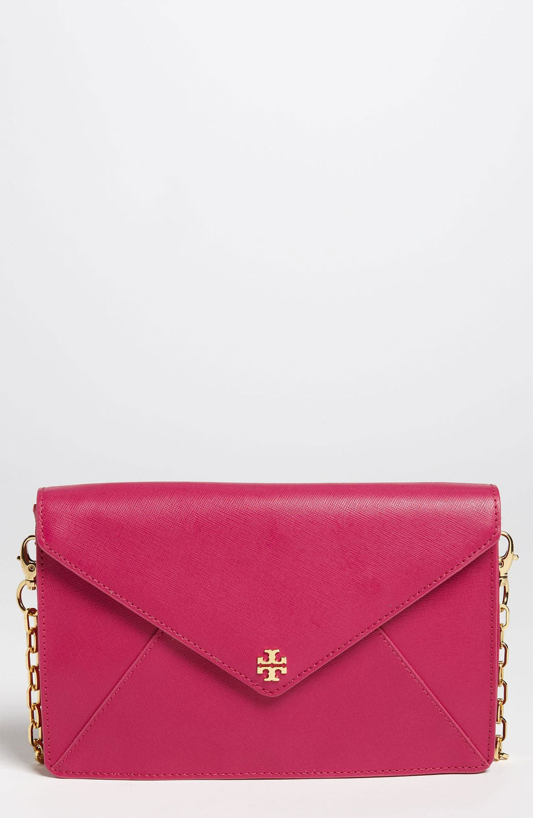 Alternate Image 1 Selected - Tory Burch 'Robinson' Envelope Clutch