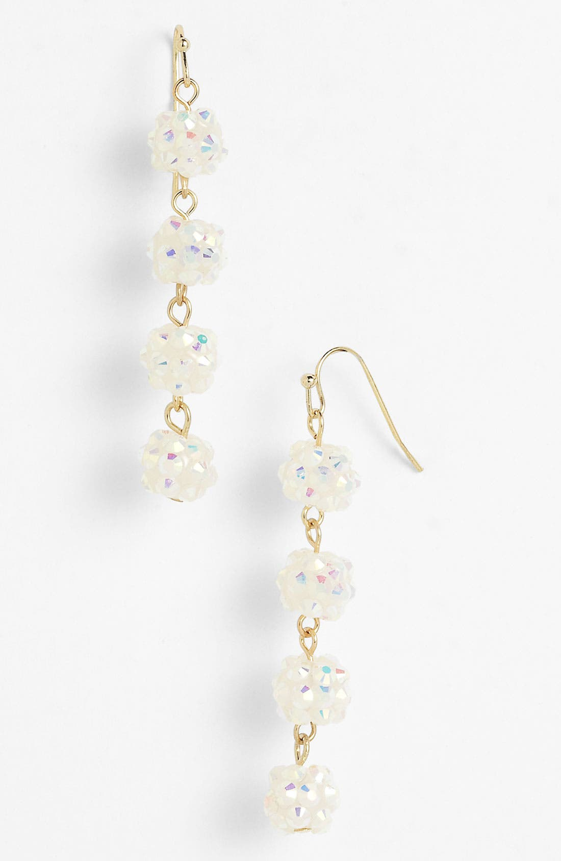 Main Image - Carole 'Chambala' Disco Ball Earrings