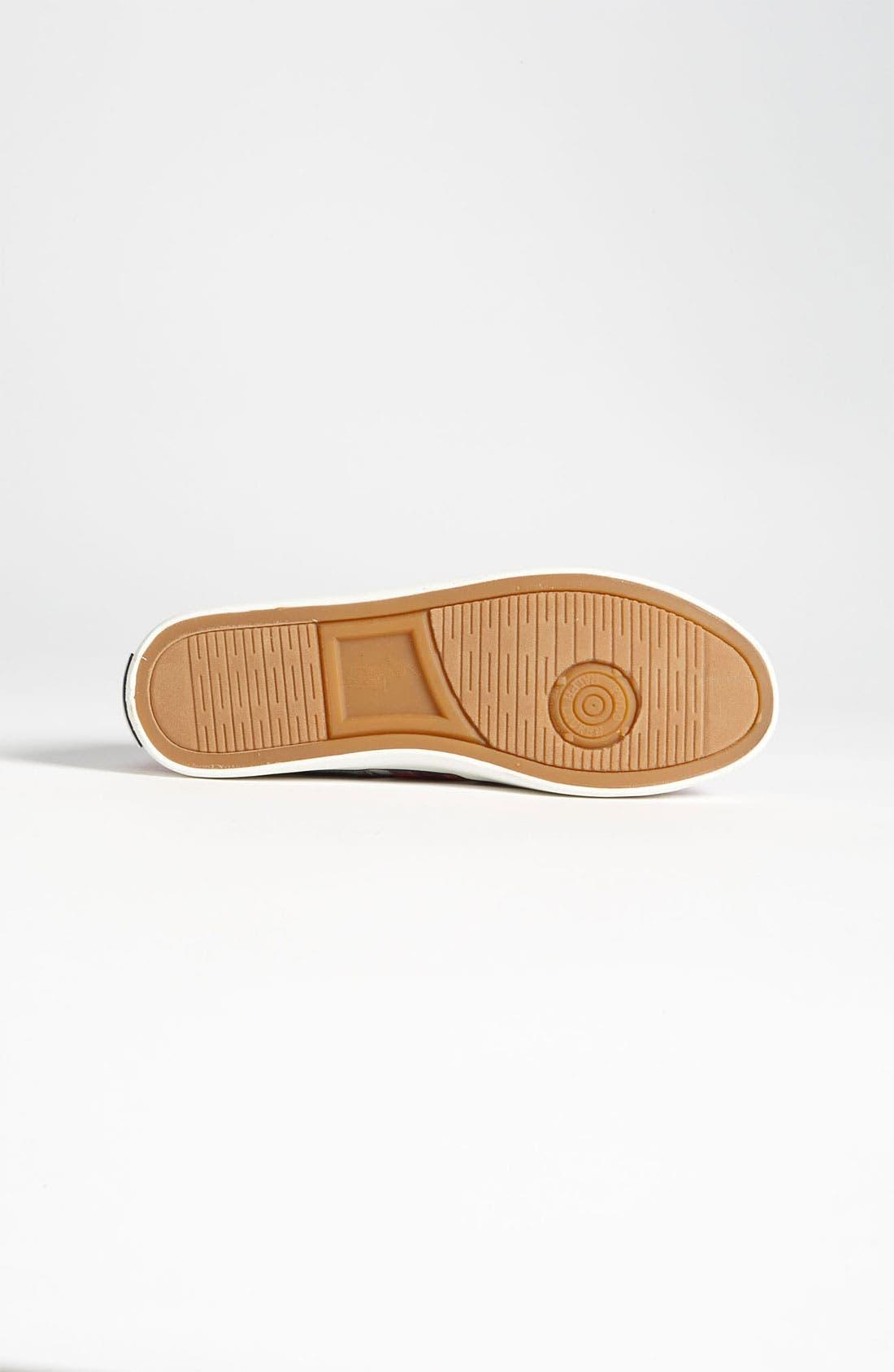 Alternate Image 4  - Ralph Lauren Sneaker (Toddler, Little Kid & Big Kid)