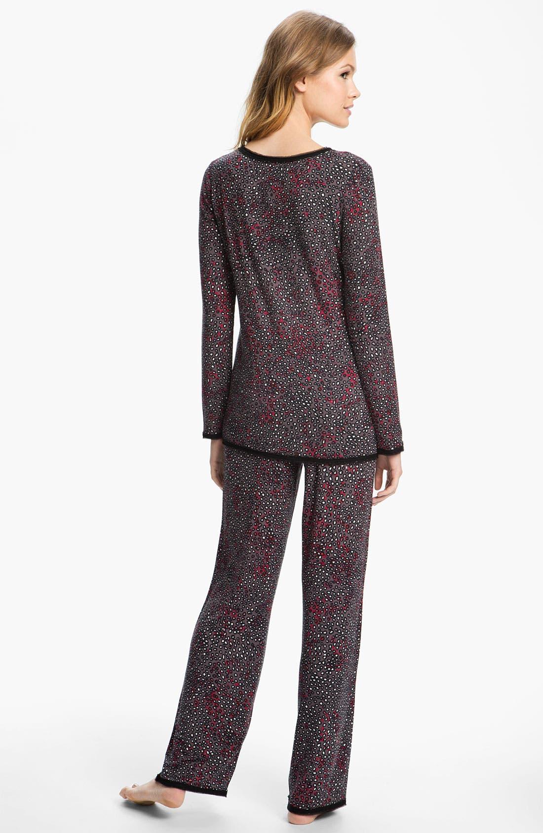 Alternate Image 5  - DKNY 'Sheer Bliss' Lounge Pants