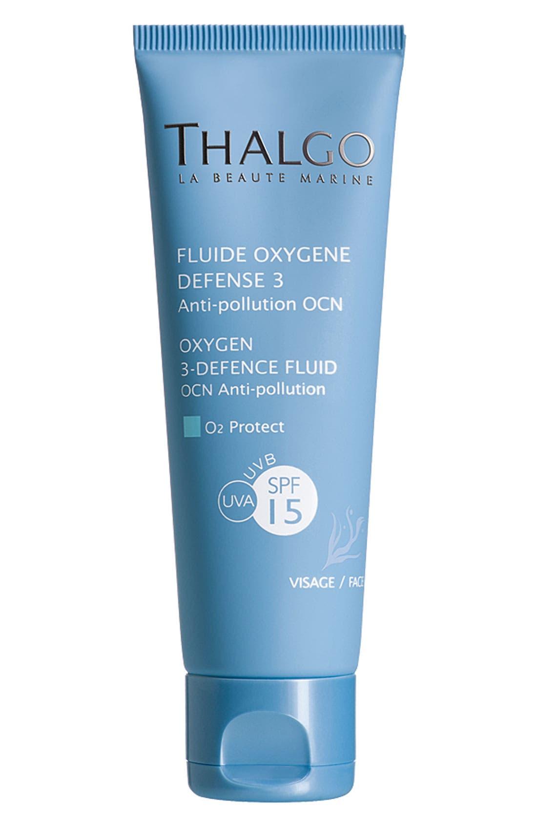 Thalgo 'Oxygen 3-Defence' Fluid SPF 15
