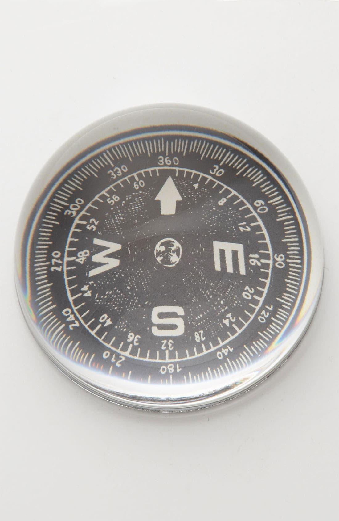 Main Image - Ben's Garden 'Navigator's Compass' Paperweight