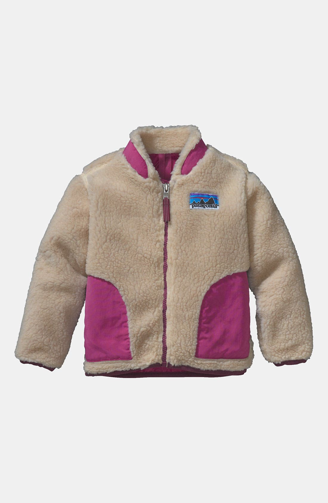 Alternate Image 1 Selected - Patagonia 'Retro-X' Jacket (Infant)