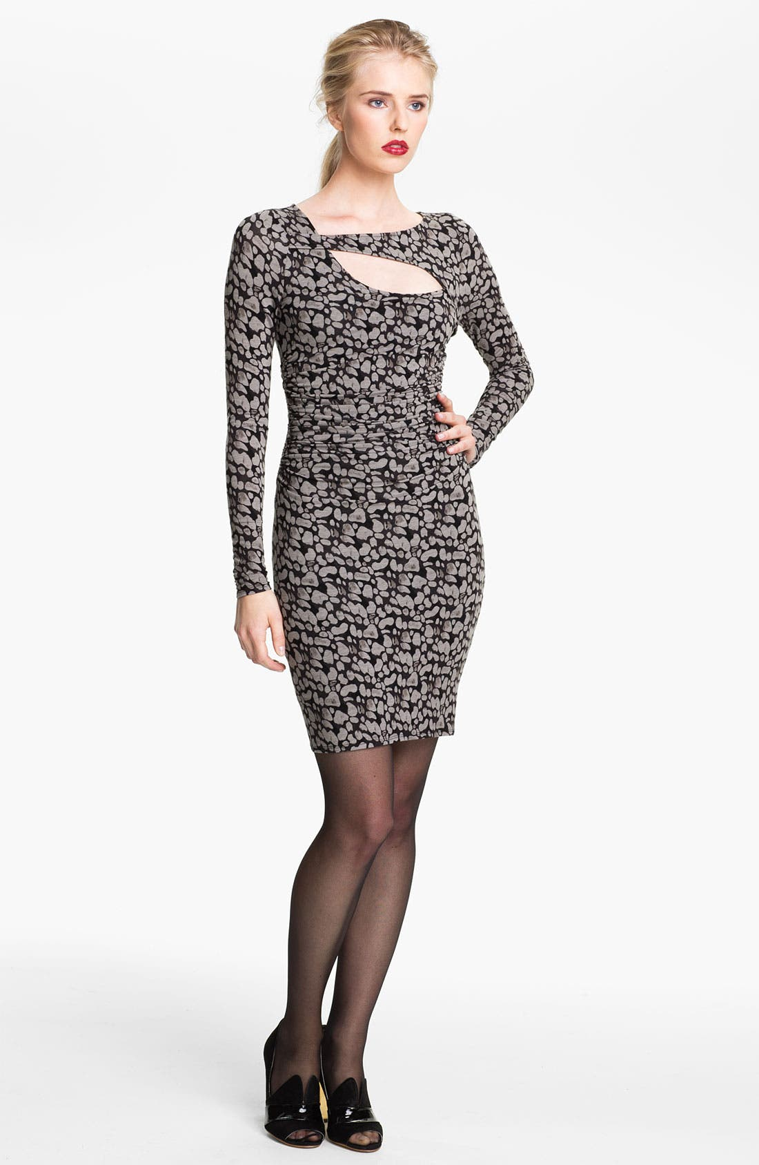 Main Image - Tracy Reese Print Jersey Dress