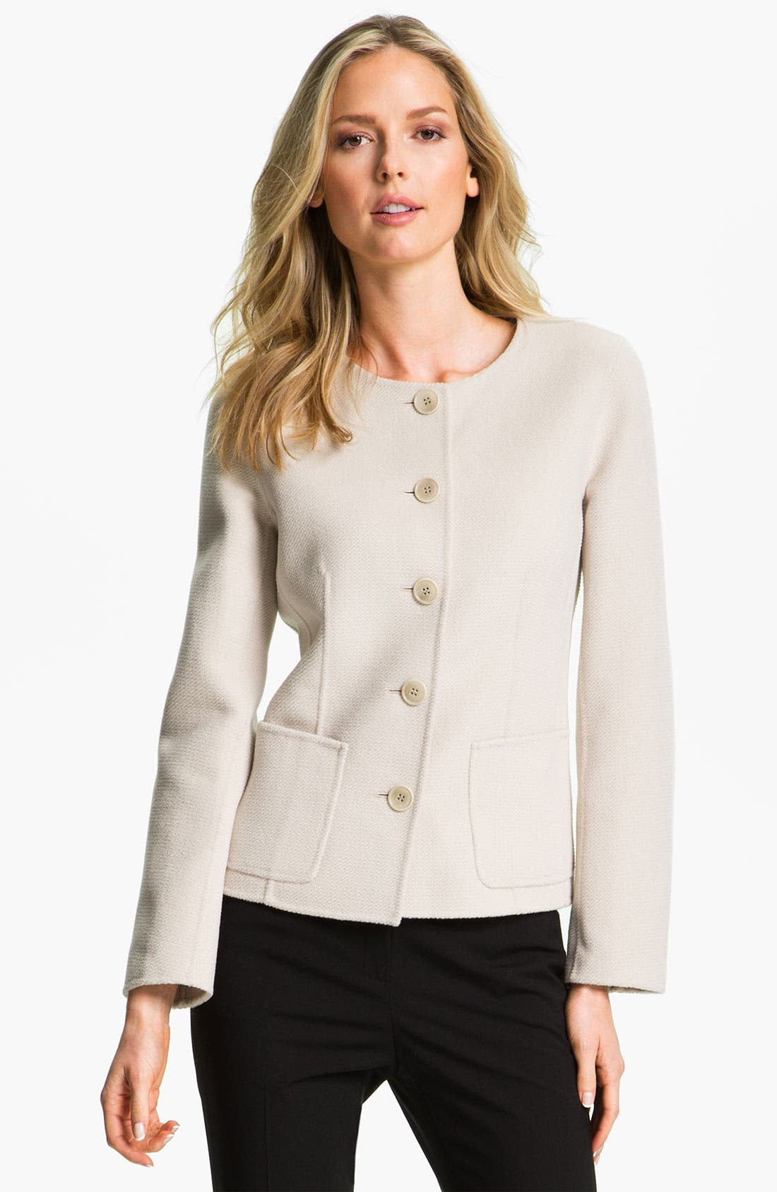 Alternate Image 1 Selected - Lafayette 148 New York 'Bellamy' Jacket