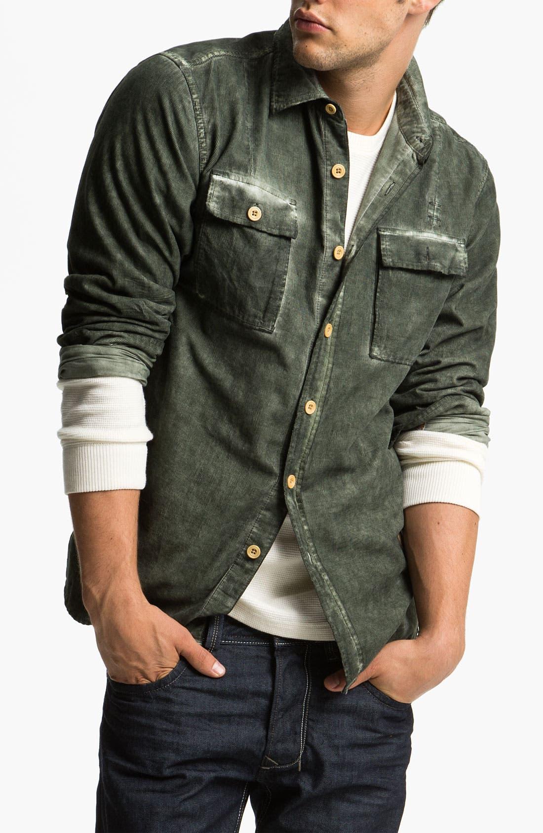 Main Image - PRPS Corduroy Shirt