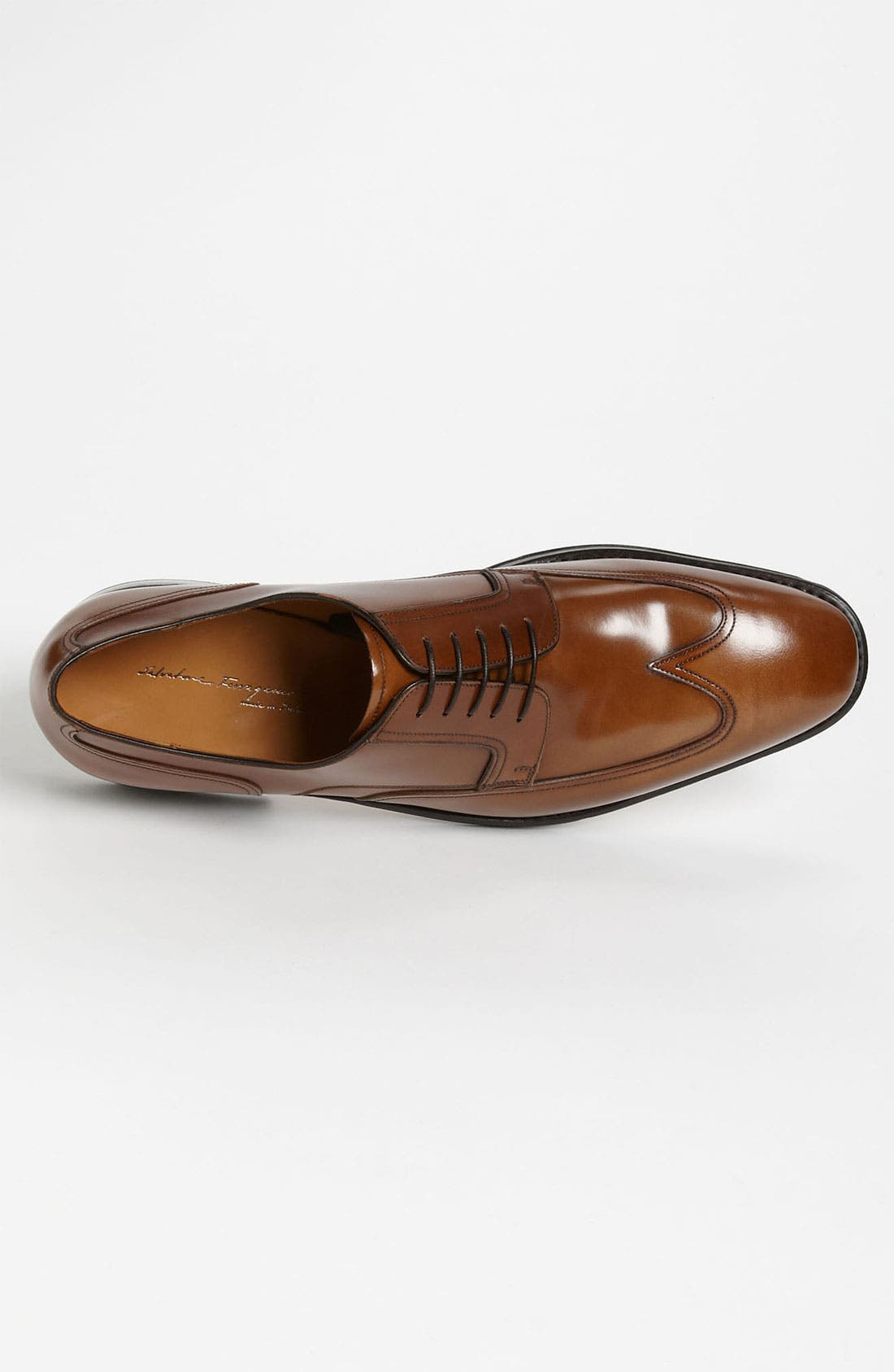 Alternate Image 3  - Salvatore Ferragamo 'Candido' Wingtip