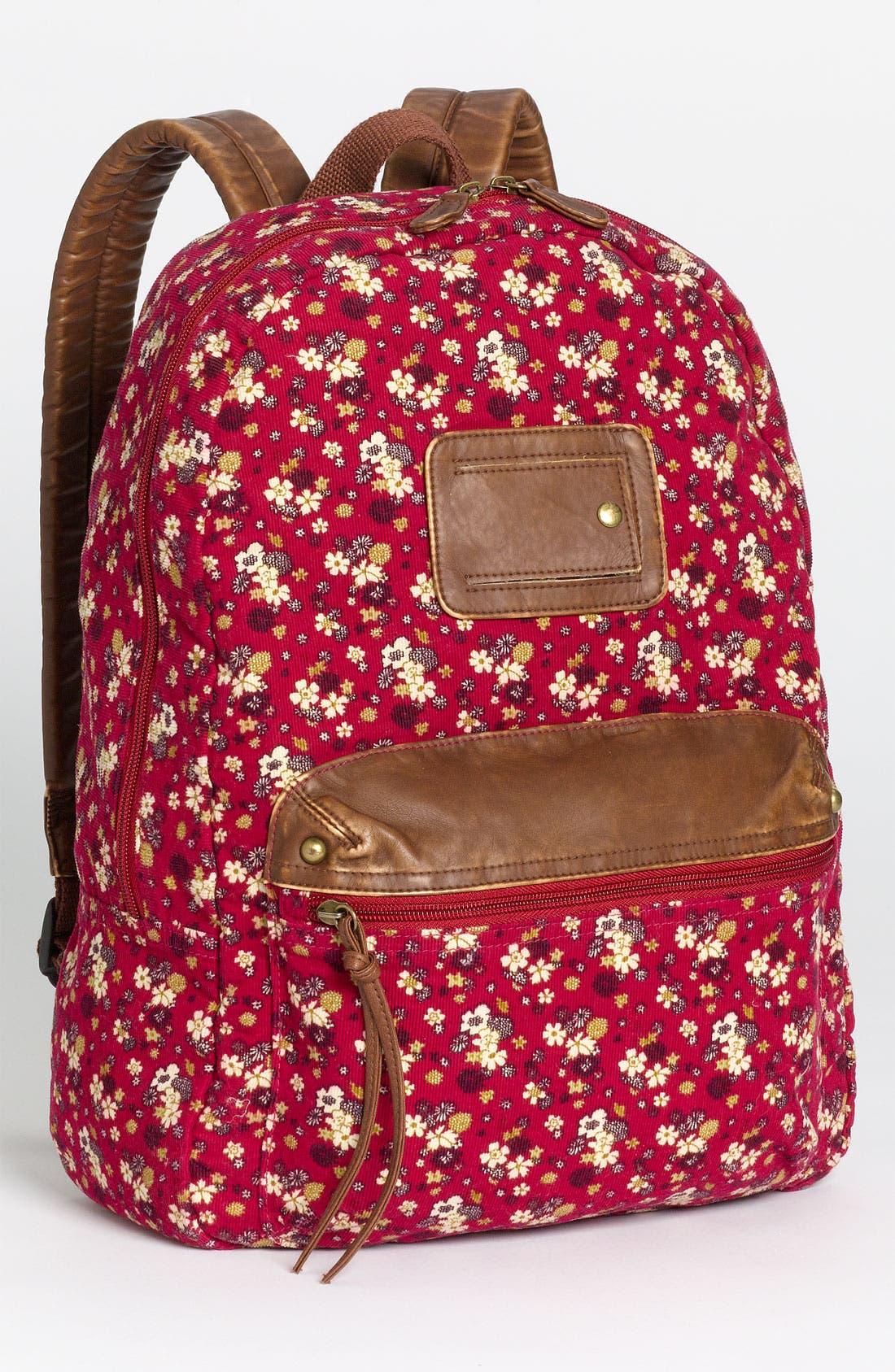Main Image - Fantasia Accessories Print Backpack (Girls)