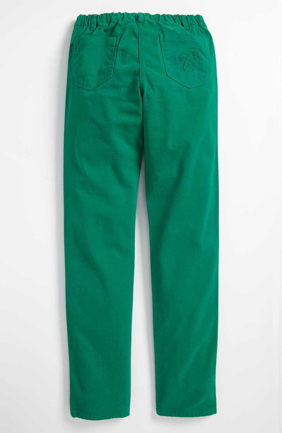 Alternate Image 1 Selected - Chloé Stretch Leggings (Little Girls & Big Girls)