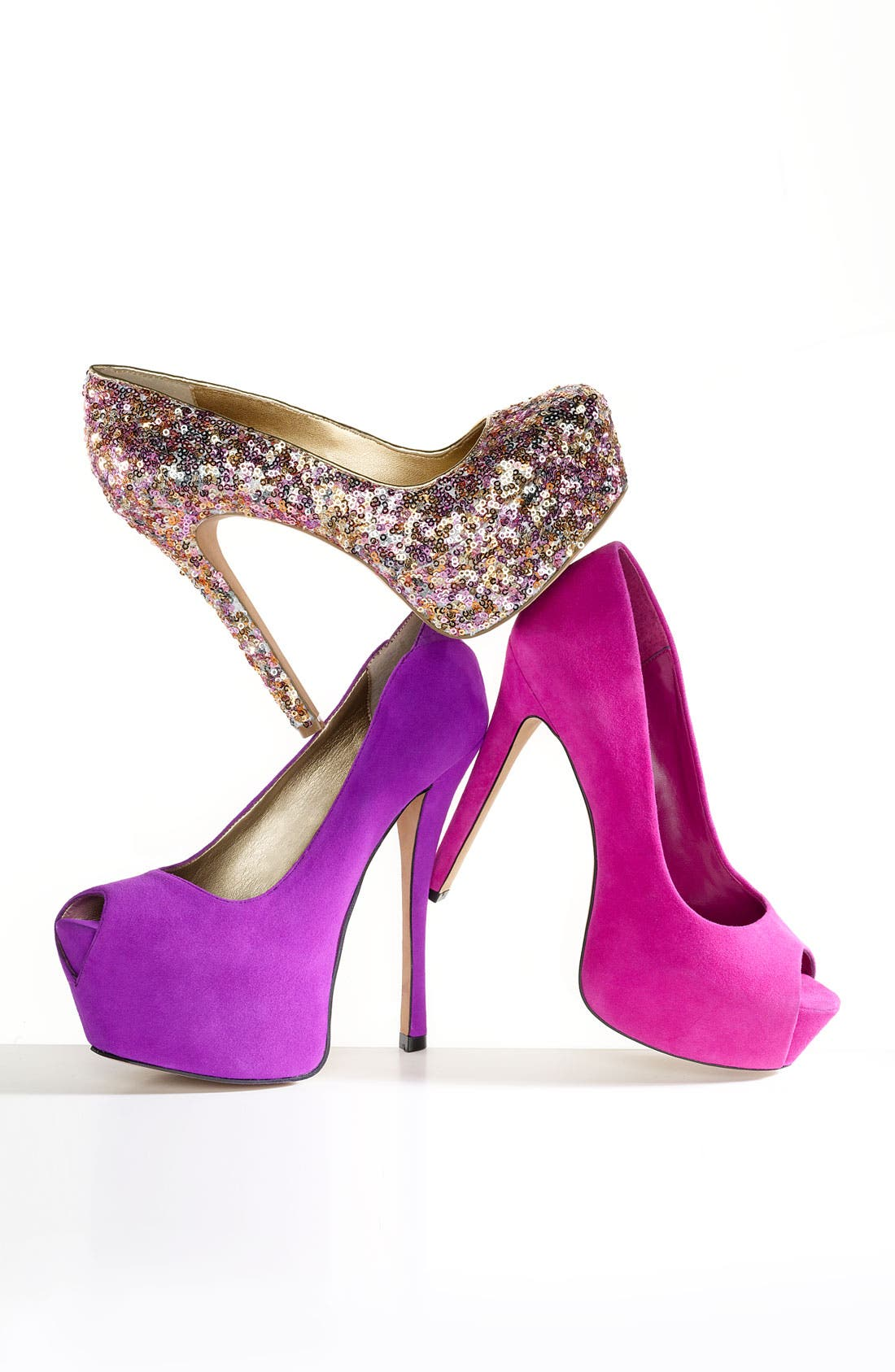 Alternate Image 5  - Jessica Simpson 'Devin' Sequin Pump