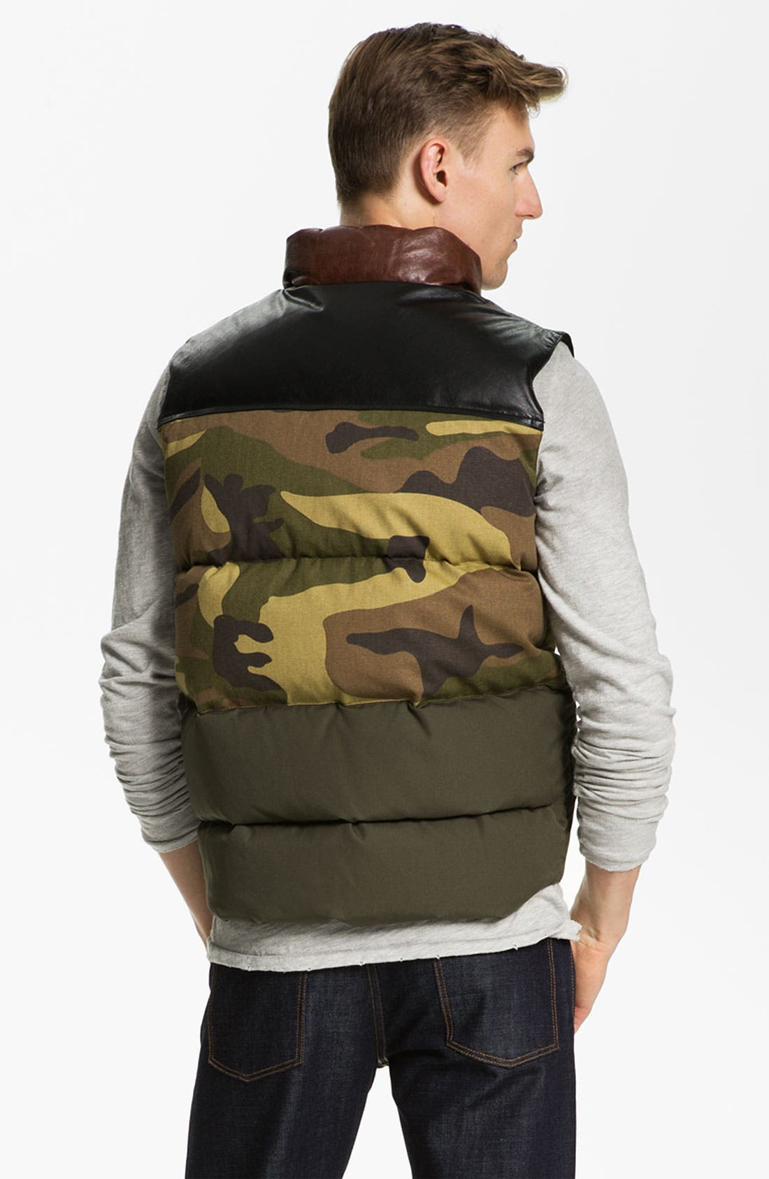 Alternate Image 2  - Penfield 'Outback Camo' Down Vest