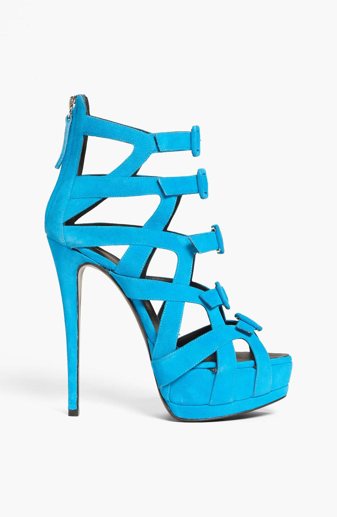 Alternate Image 4  - Giuseppe Zanotti Buckle Sandal