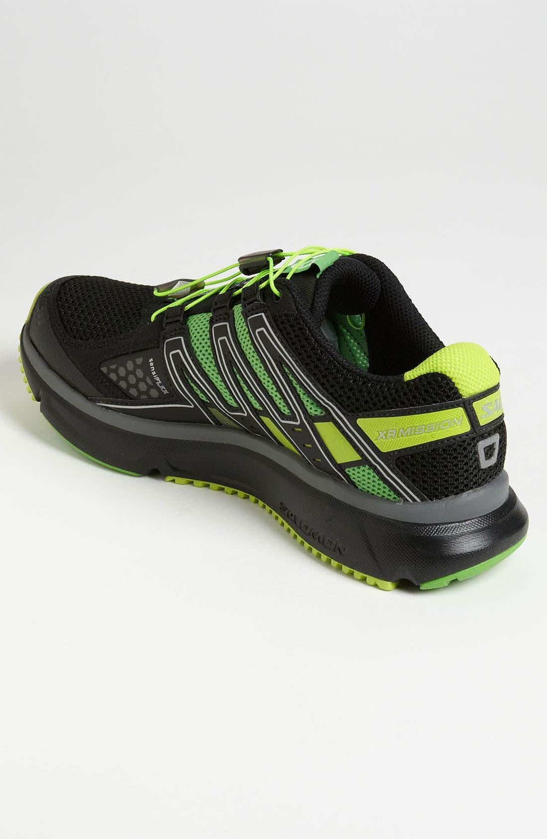 Alternate Image 2  - Salomon 'XR Mission' Trail Running Shoe (Men)