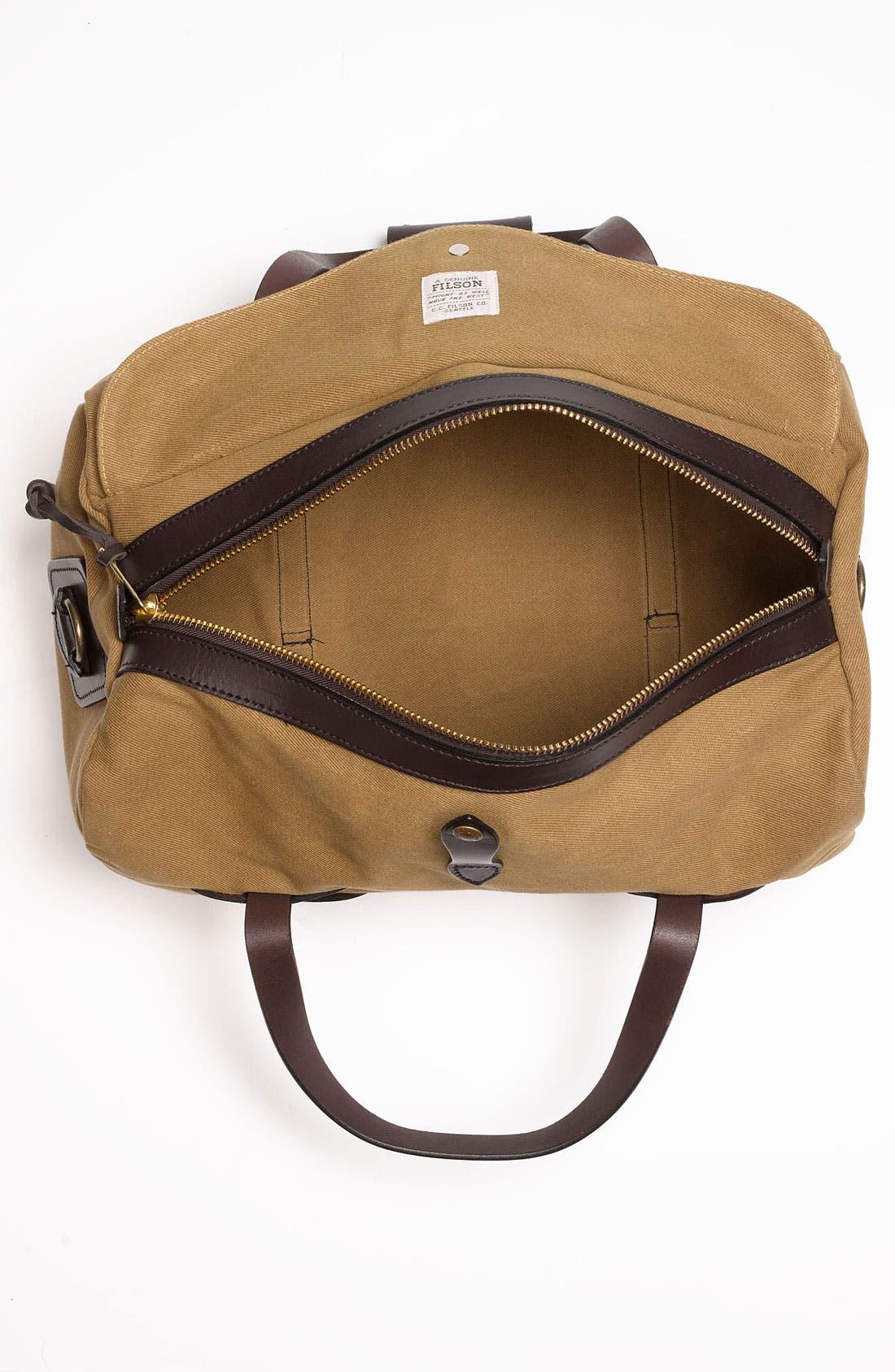 Alternate Image 4  - Filson Small Duffel Bag
