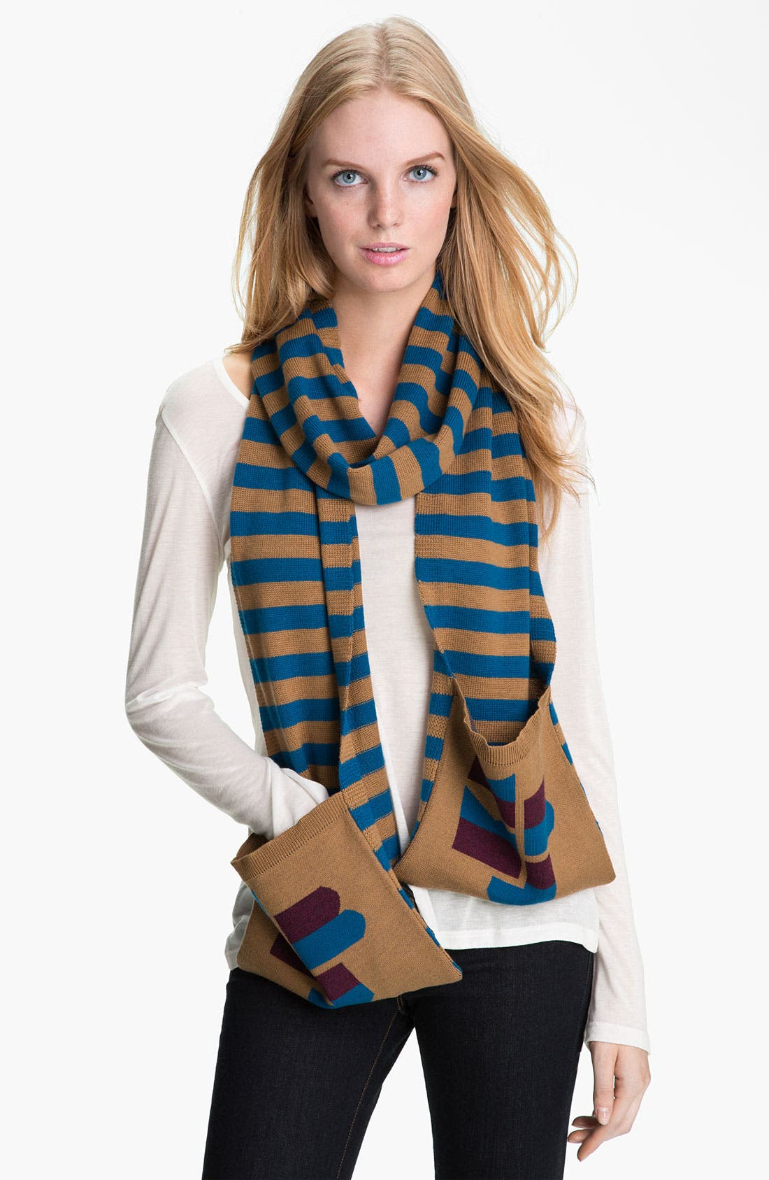 Main Image - MARC BY MARC JACOBS 'MBMJ' Sweater Scarf