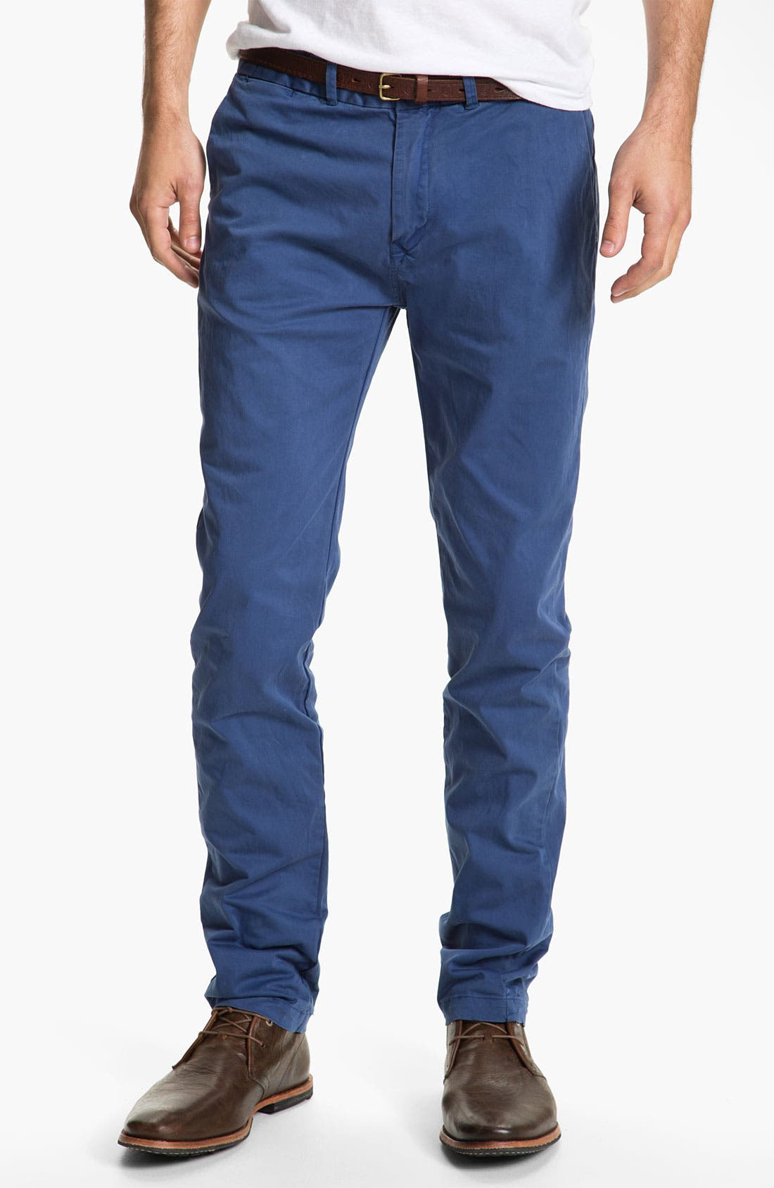 Main Image - Scotch & Soda Slim Fit Chinos
