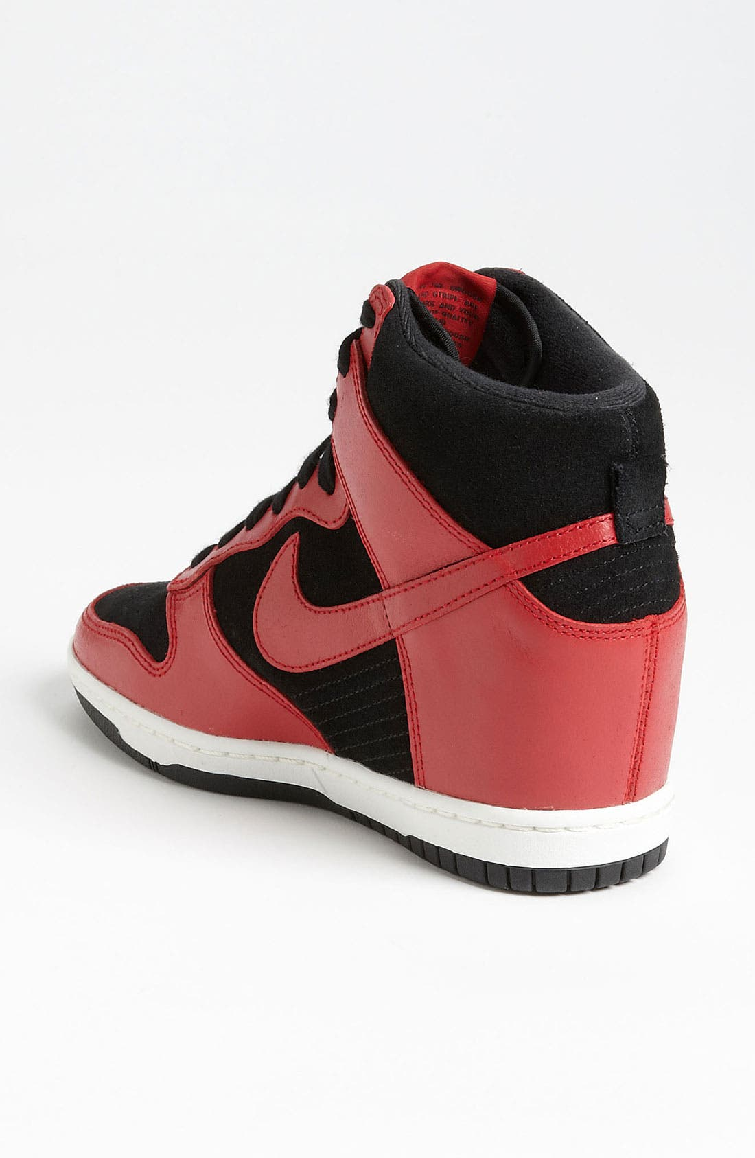 Alternate Image 2  - Nike 'Dunk Sky Hi' Wedge Sneaker (Women)