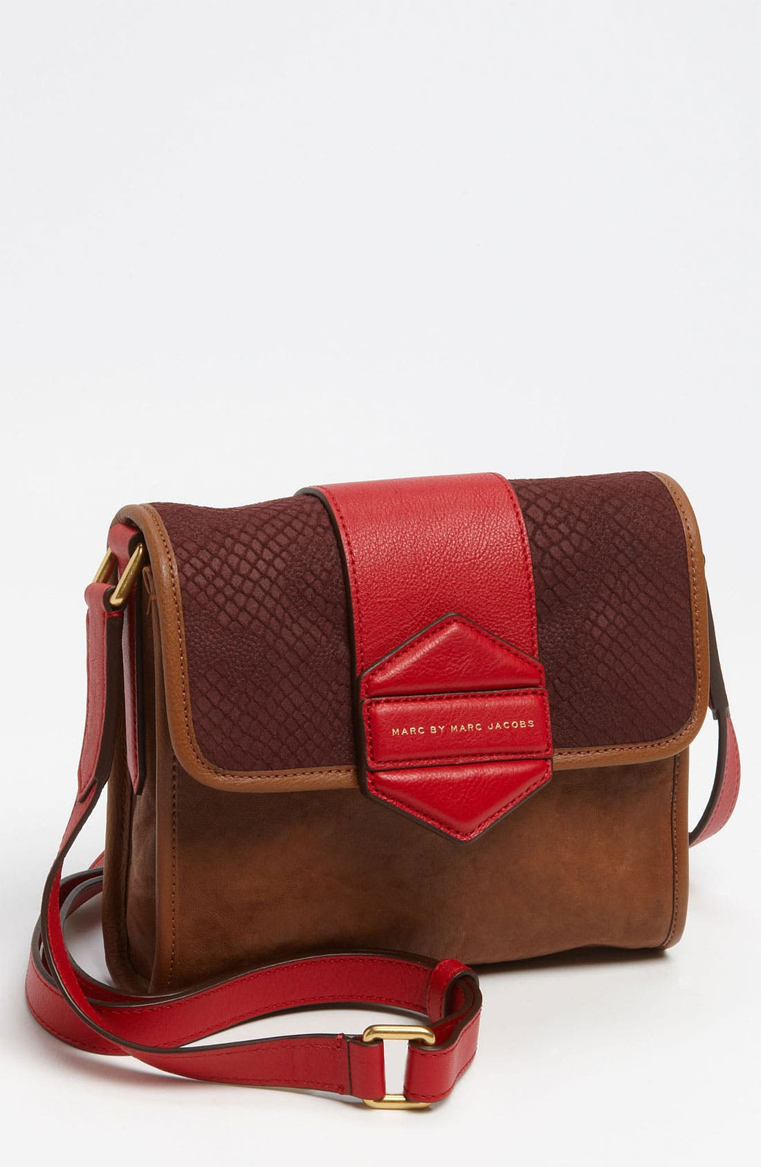 Alternate Image 1 Selected - MARC BY MARC JACOBS 'Flipping Out' Crossbody Bag