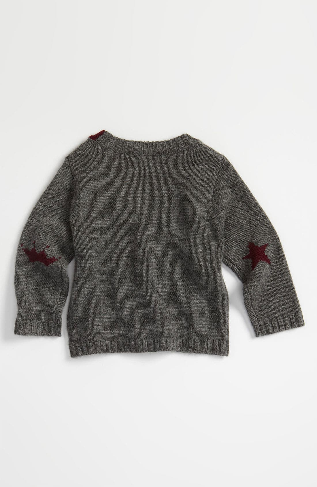 Alternate Image 2  - Marie-Chantal Cashmere Cardigan (Infant)