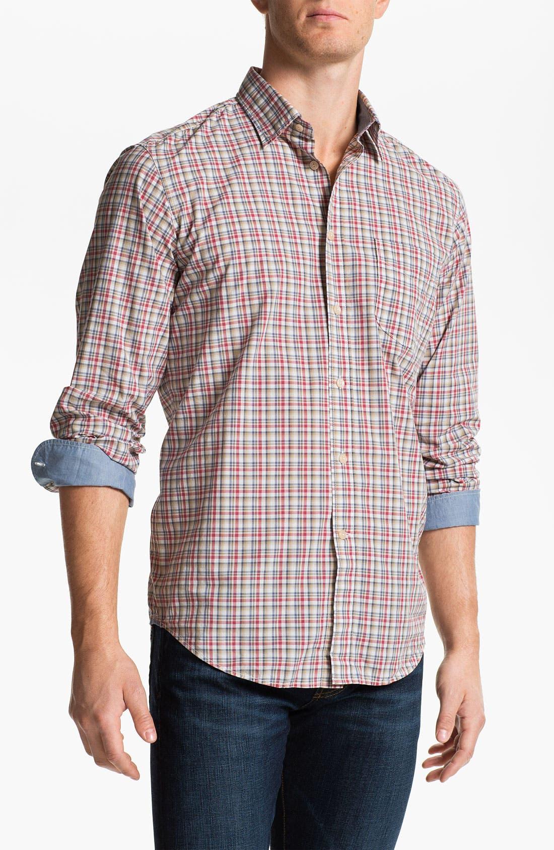 Alternate Image 1 Selected - Façonnable Jeans Sport Shirt