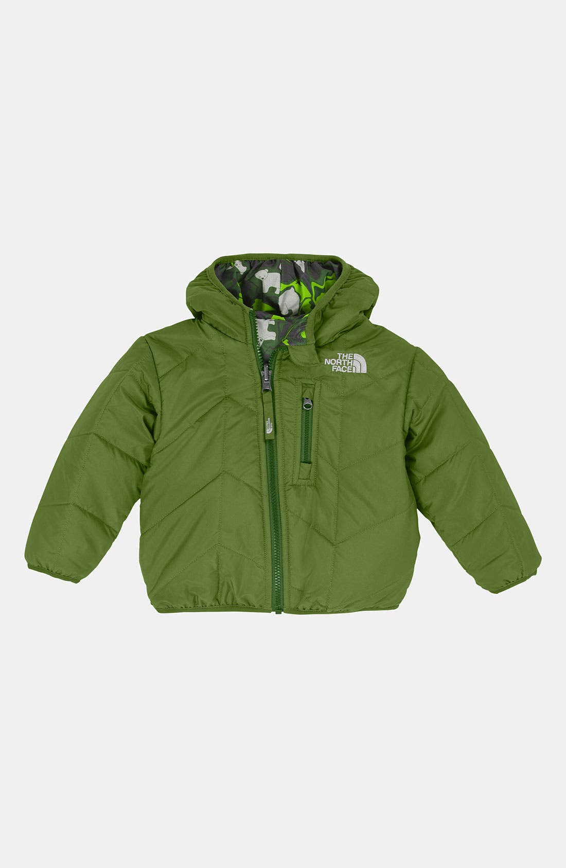Alternate Image 2  - The North Face 'Perrito' Reversible Jacket (Baby)