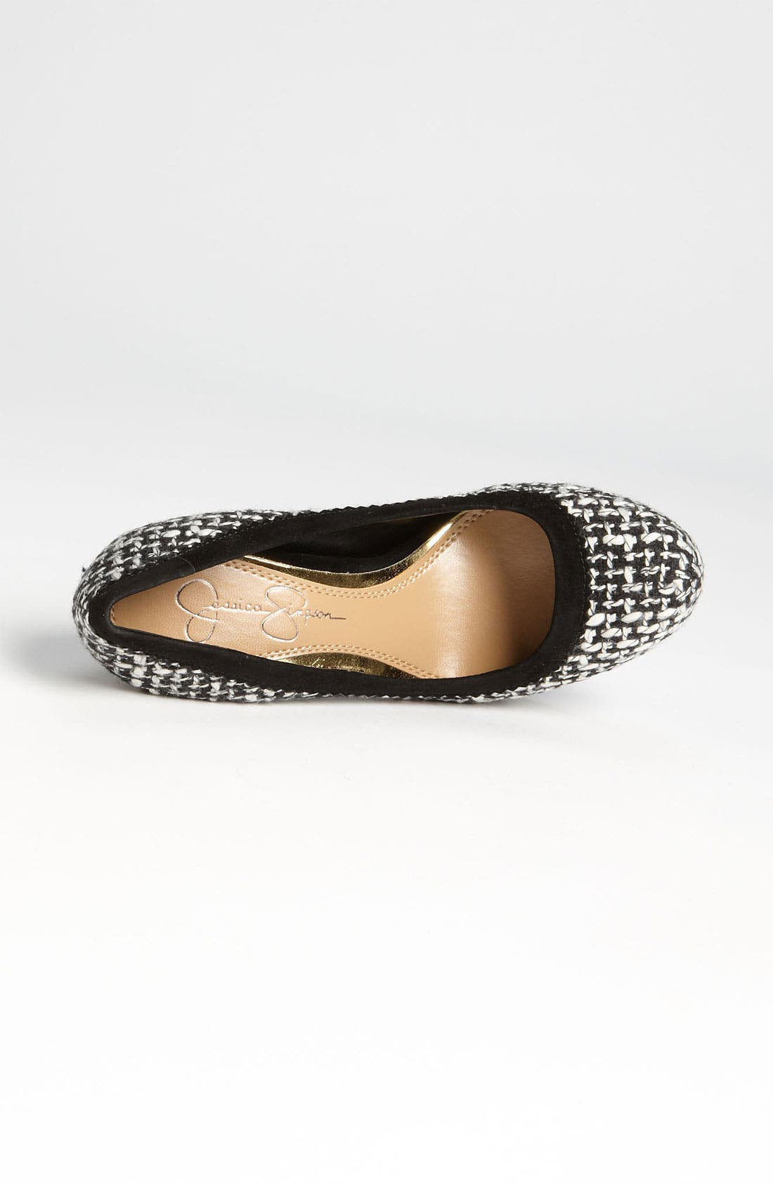 Alternate Image 3  - Jessica Simpson 'Topazio' Pump