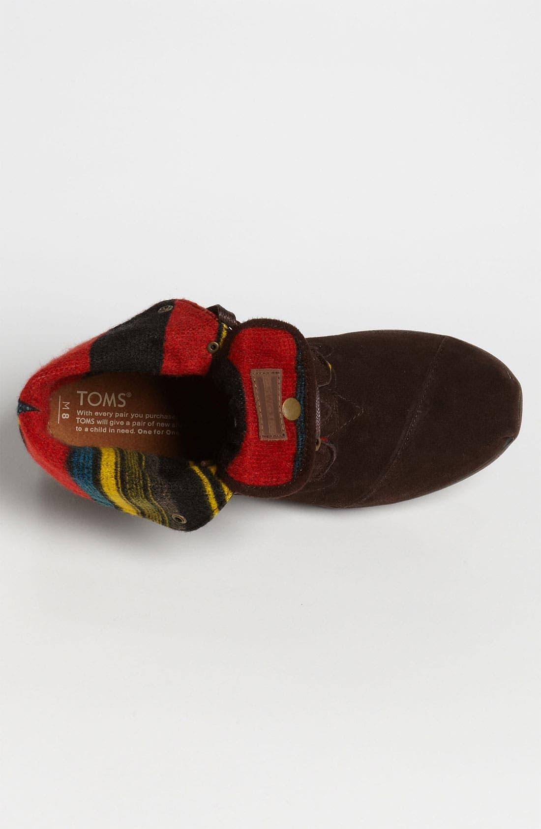 Alternate Image 3  - TOMS 'Highlands' Suede Boot (Men)