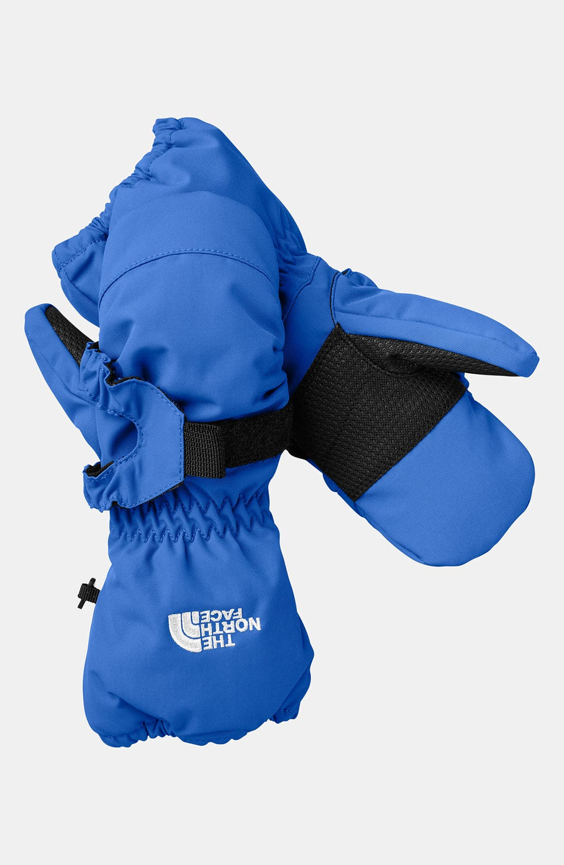 Alternate Image 1 Selected - The North Face 'Mitt' Mittens (Toddler)