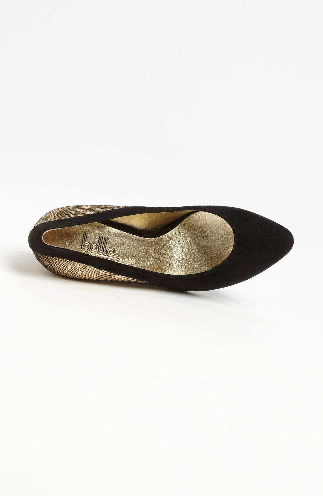 Alternate Image 3  - Belle by Sigerson Morrison 'Footsie' Wedge