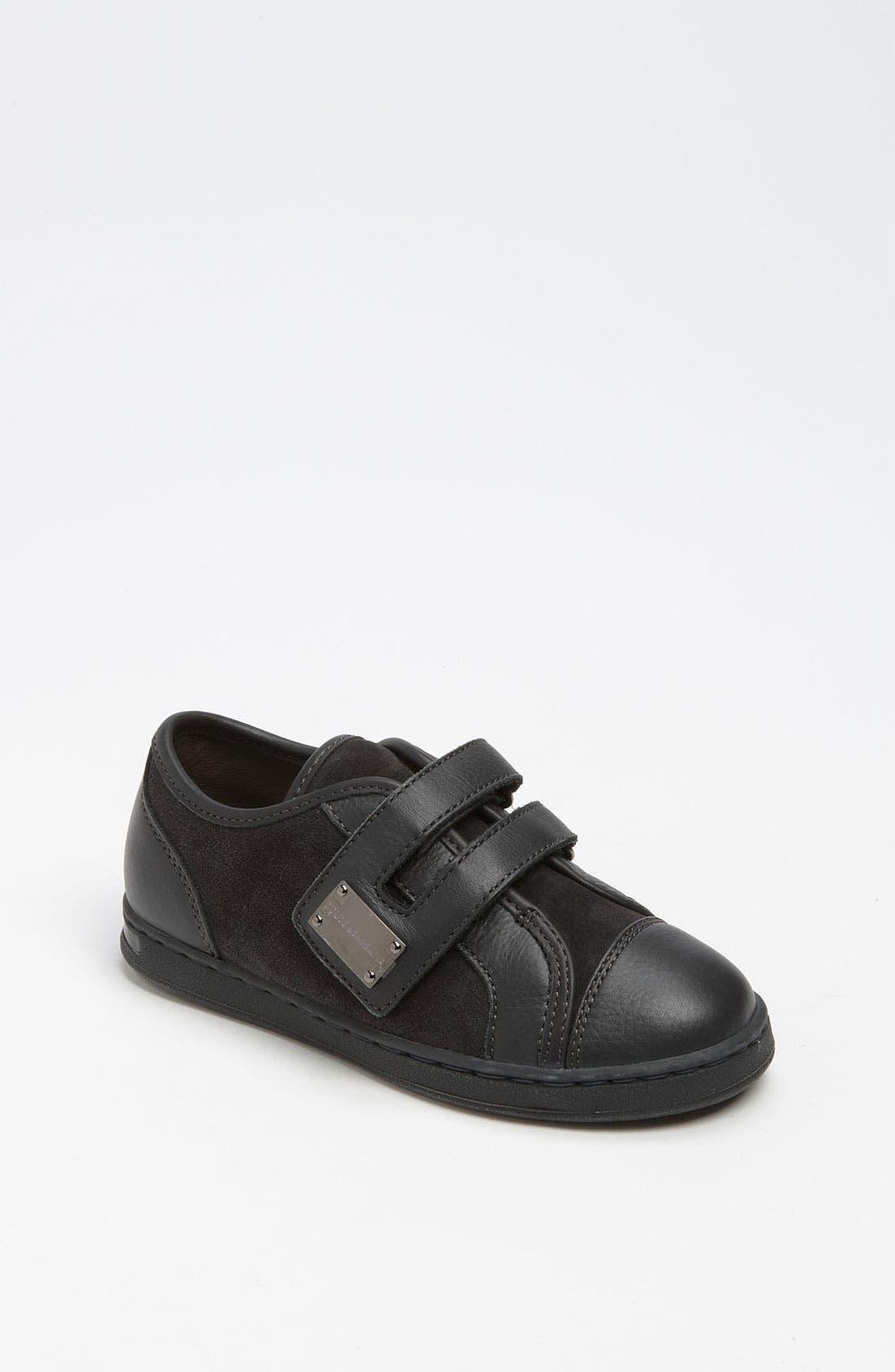 Alternate Image 1 Selected - Dolce&Gabbana Sneaker (Toddler)