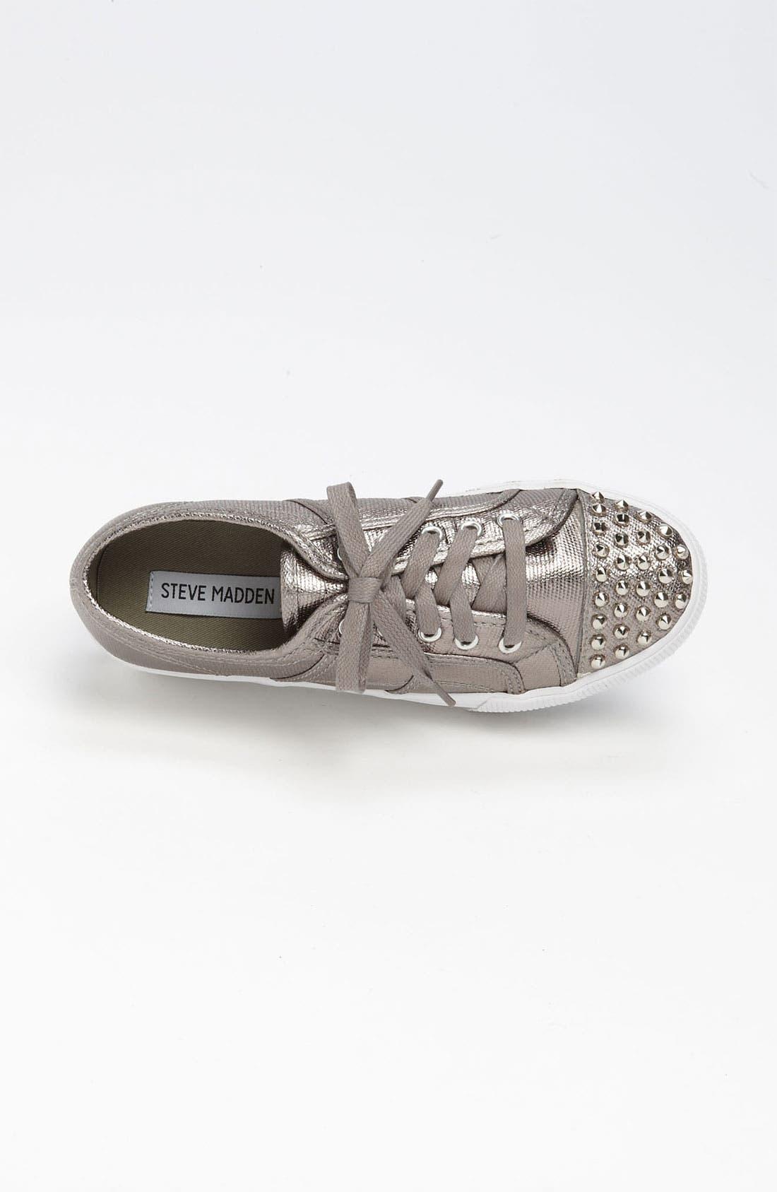 Alternate Image 3  - Steve Madden 'Braady-S' Platform Sneaker