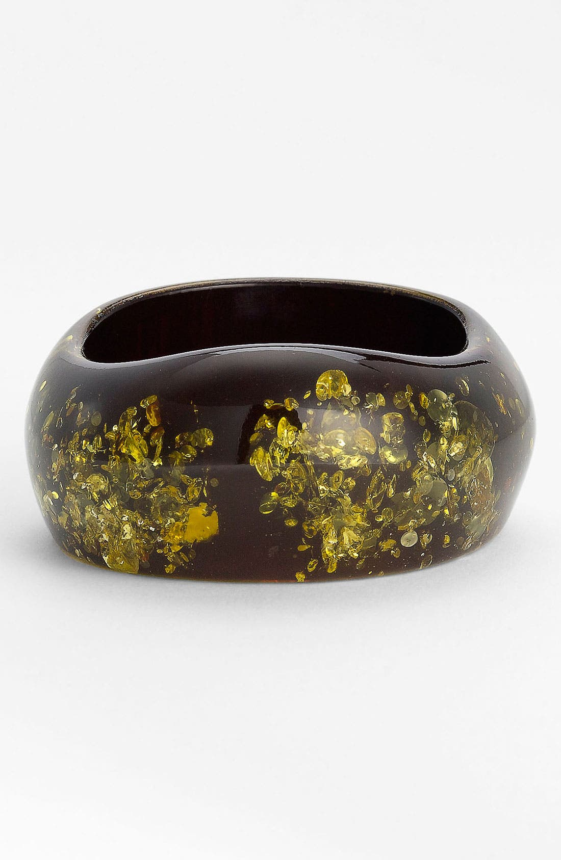 Alternate Image 1 Selected - Natasha Couture Resin Crystal Bangle
