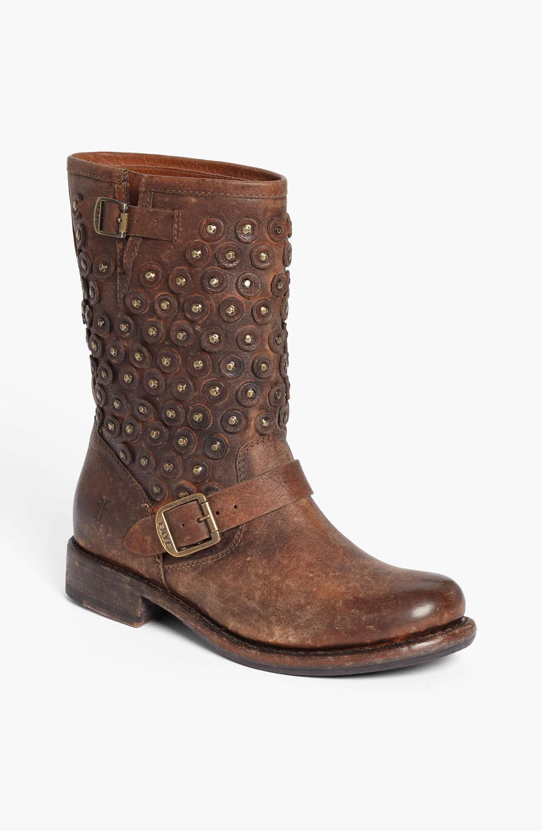 Main Image - Frye 'Jenna Disc' Short Boot