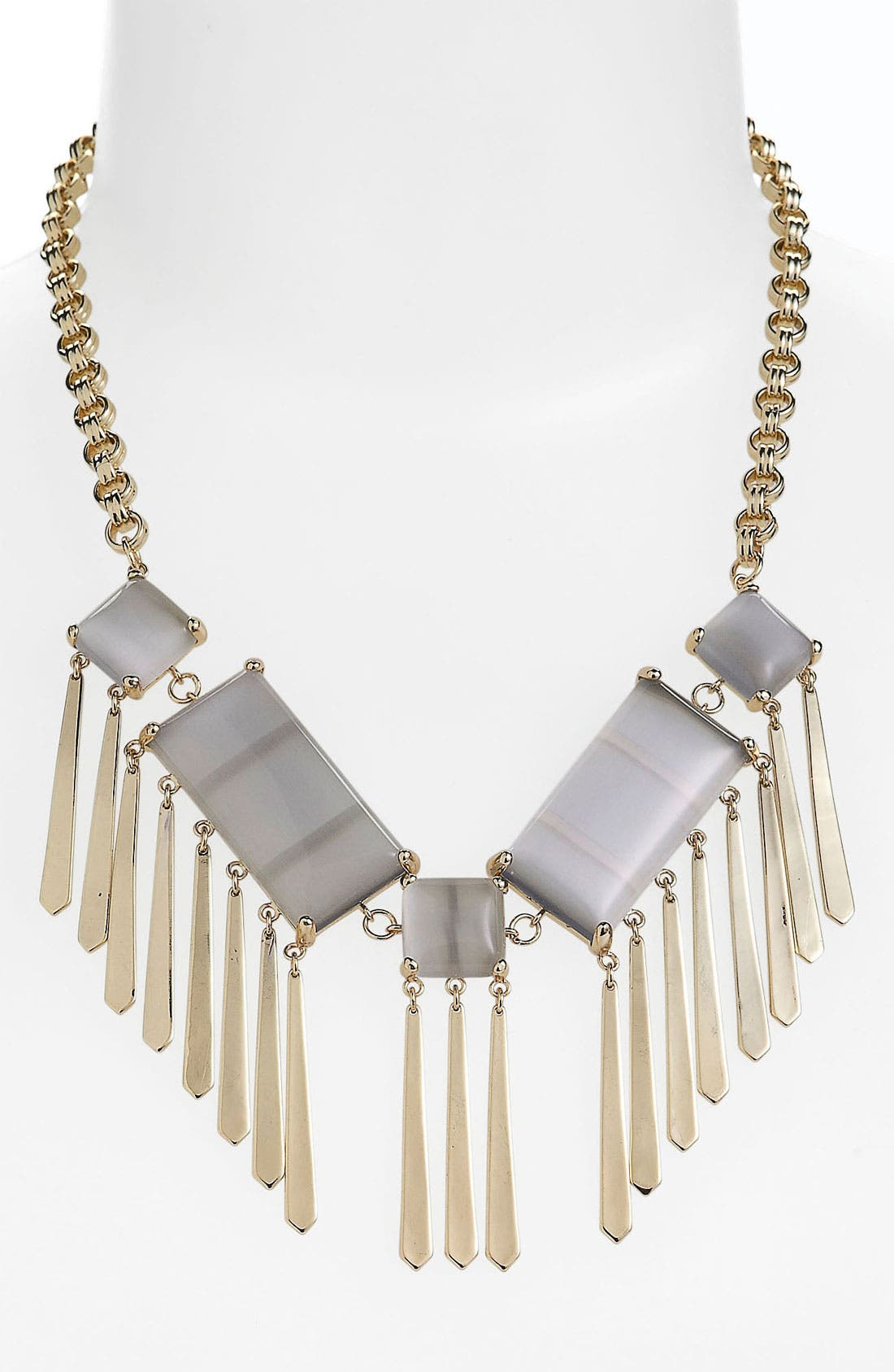 Alternate Image 1 Selected - Kendra Scott 'Leandra' Bib Necklace
