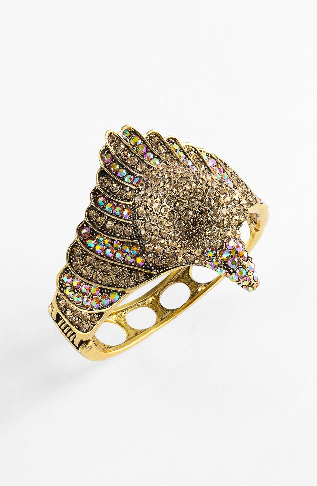 Alternate Image 1 Selected - Guinevere 'Diva Eagle' Hinged Bracelet